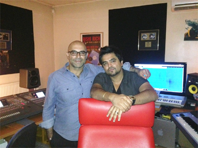13aug rishirich Award winning producer Rishi Rich to score new British film Amar Akbar and Tony