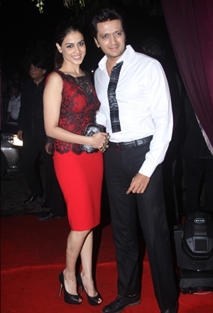 13aug sribday ritesh Whos Hot Whos Not: Sridevis 50th birthday bash