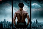 Dhoom 3 Motion Poster