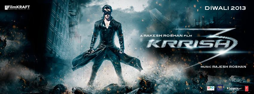 Krrish 3 wide Krrish 3 trailer most watched Bollywood trailer ever