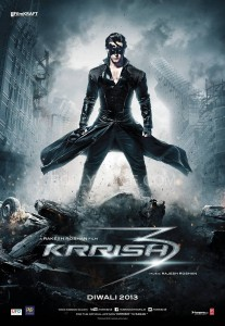 Krrish3 Poster 1 207x300 Krrish 3s superpowers break Box Office records