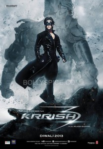 Krrish3 Poster 2 207x300 Krrish 3 joins the 200 cr Club