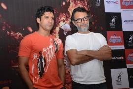 Reliance Digital hosts Farhan Akhtar and Rakeysh Omprakash Mehra.