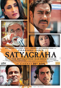 Satyagraha Poster1 209x300 Satyagraha collects as expected