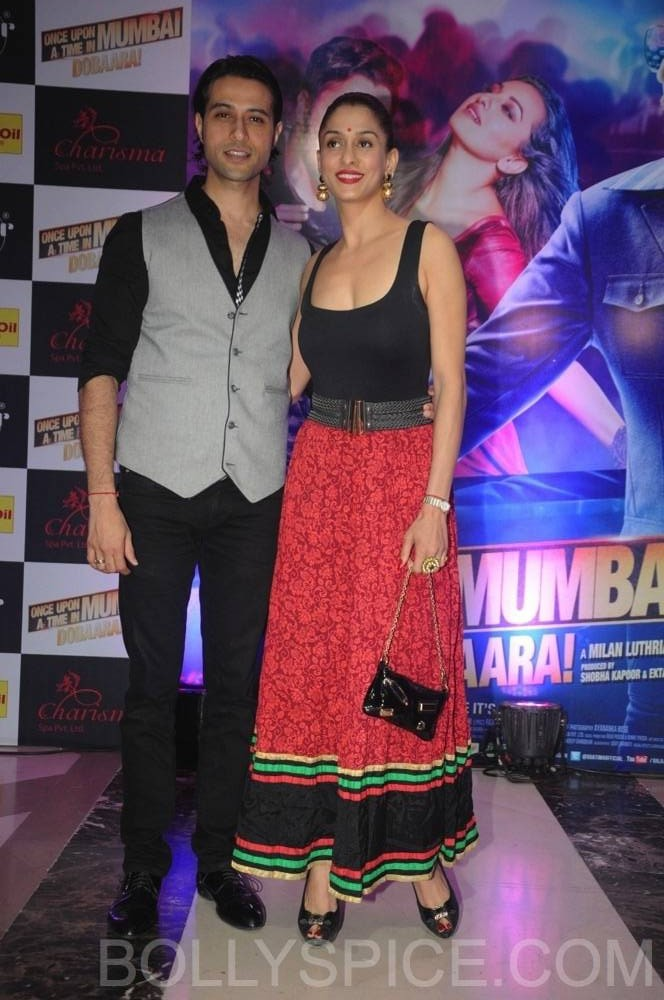 ouatimdiftaarparty04 e1376089978235 IN PICTURES: Celebs at the Once Upon A Time in Mumbai Dobaara Iftaar Party
