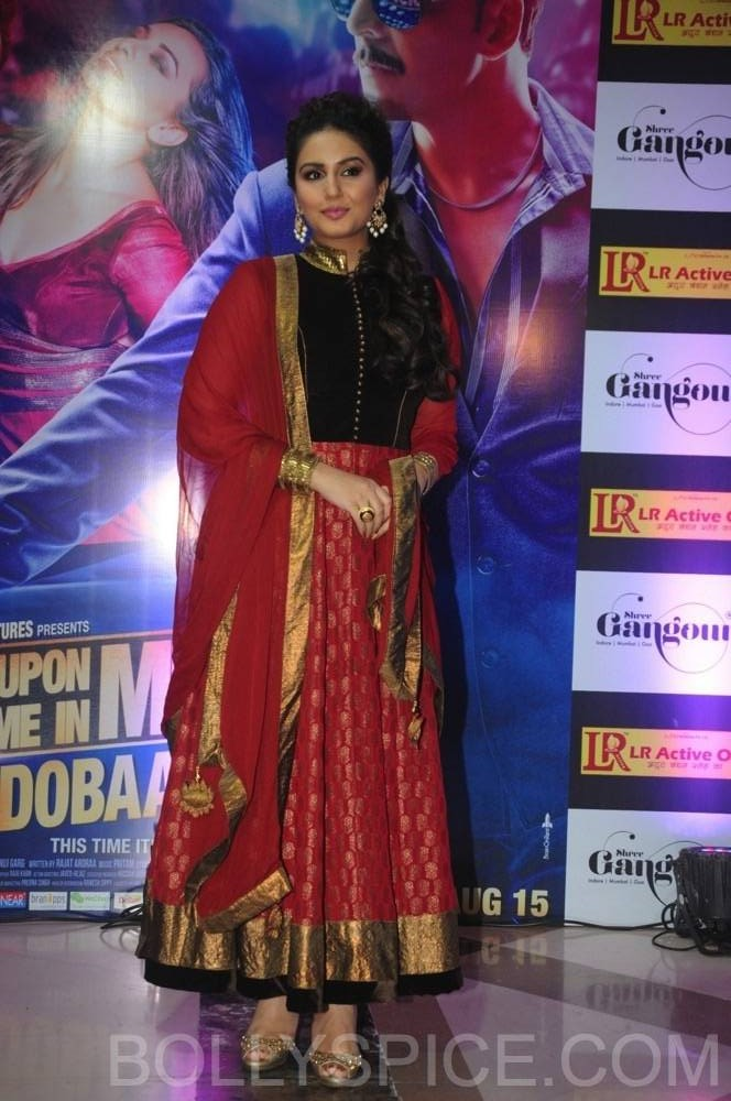 ouatimdiftaarparty12 e1376089491666 IN PICTURES: Celebs at the Once Upon A Time in Mumbai Dobaara Iftaar Party