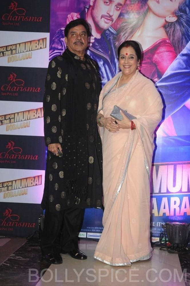 ouatimdiftaarparty13 e1376089588851 IN PICTURES: Celebs at the Once Upon A Time in Mumbai Dobaara Iftaar Party
