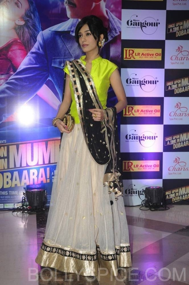 ouatimdiftaarparty16 e1376089437279 IN PICTURES: Celebs at the Once Upon A Time in Mumbai Dobaara Iftaar Party