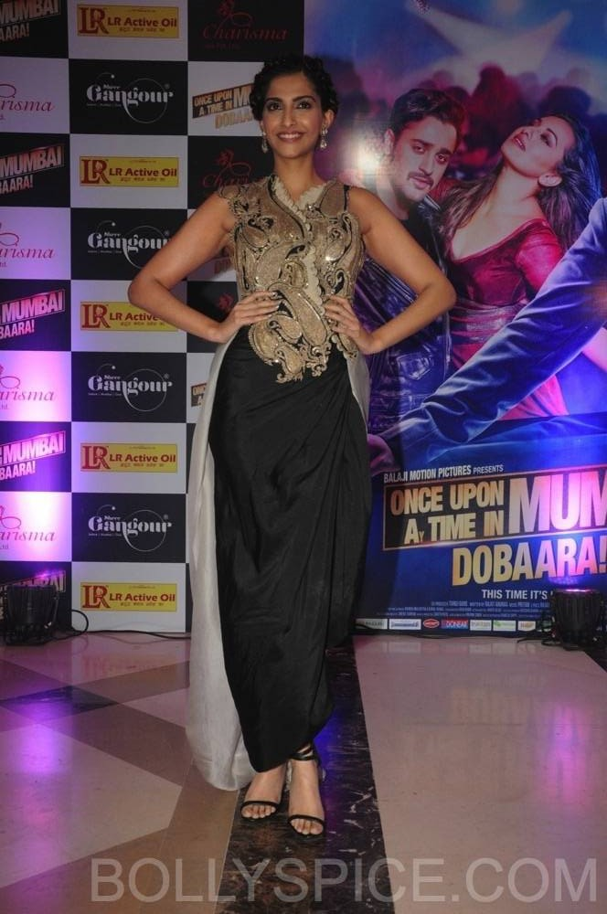 ouatimdiftaarparty26 e1376071178434 IN PICTURES: Celebs at the Once Upon A Time in Mumbai Dobaara Iftaar Party