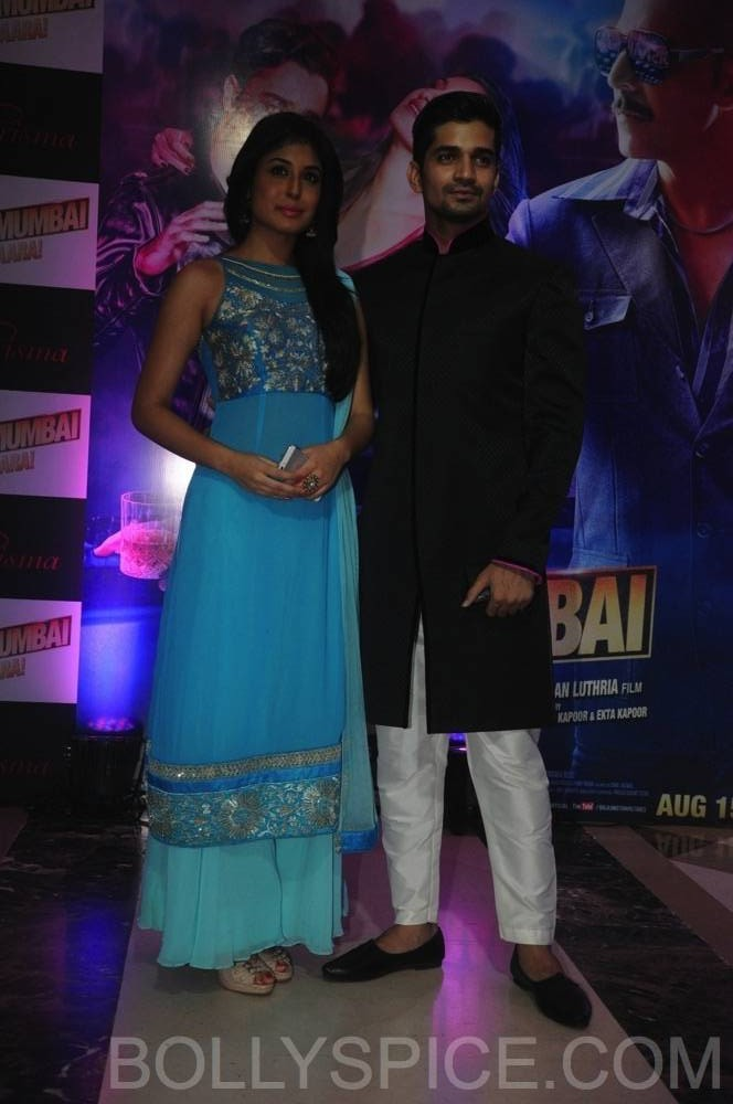 ouatimdiftaarparty29 e1376071227662 IN PICTURES: Celebs at the Once Upon A Time in Mumbai Dobaara Iftaar Party