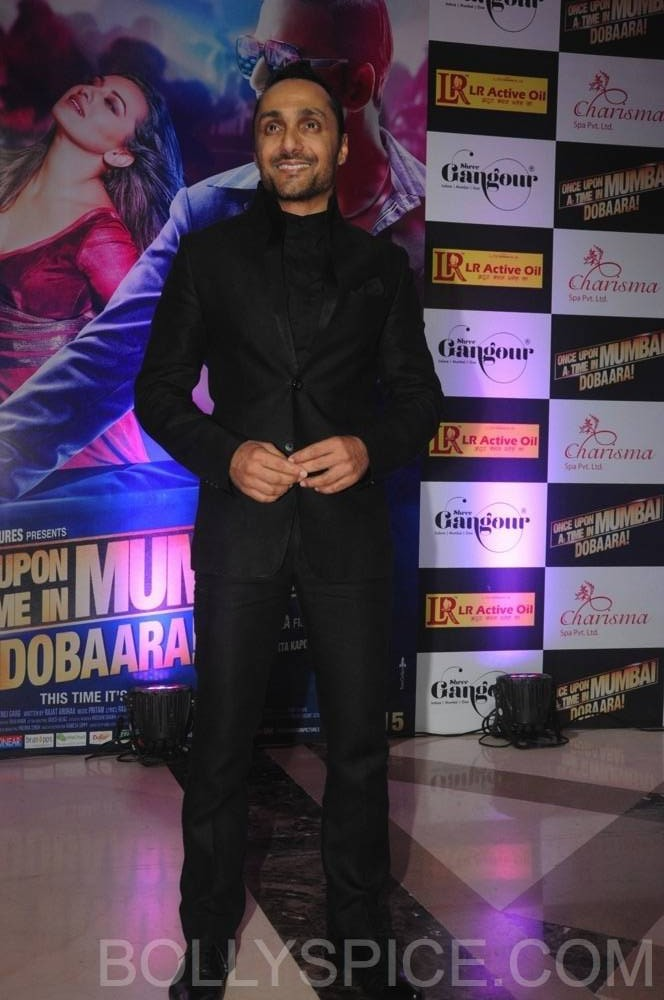 ouatimdiftaarparty30 e1376088454201 IN PICTURES: Celebs at the Once Upon A Time in Mumbai Dobaara Iftaar Party