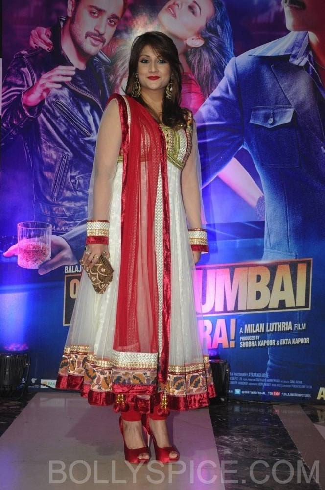 ouatimdiftaarparty39 e1376090102561 IN PICTURES: Celebs at the Once Upon A Time in Mumbai Dobaara Iftaar Party