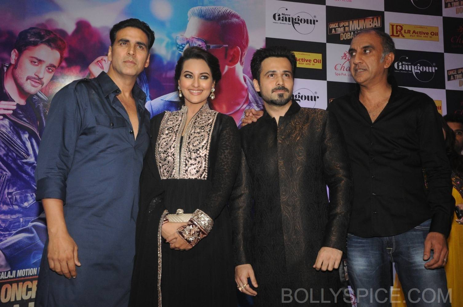 ouatimdiftaarparty44 IN PICTURES: Celebs at the Once Upon A Time in Mumbai Dobaara Iftaar Party