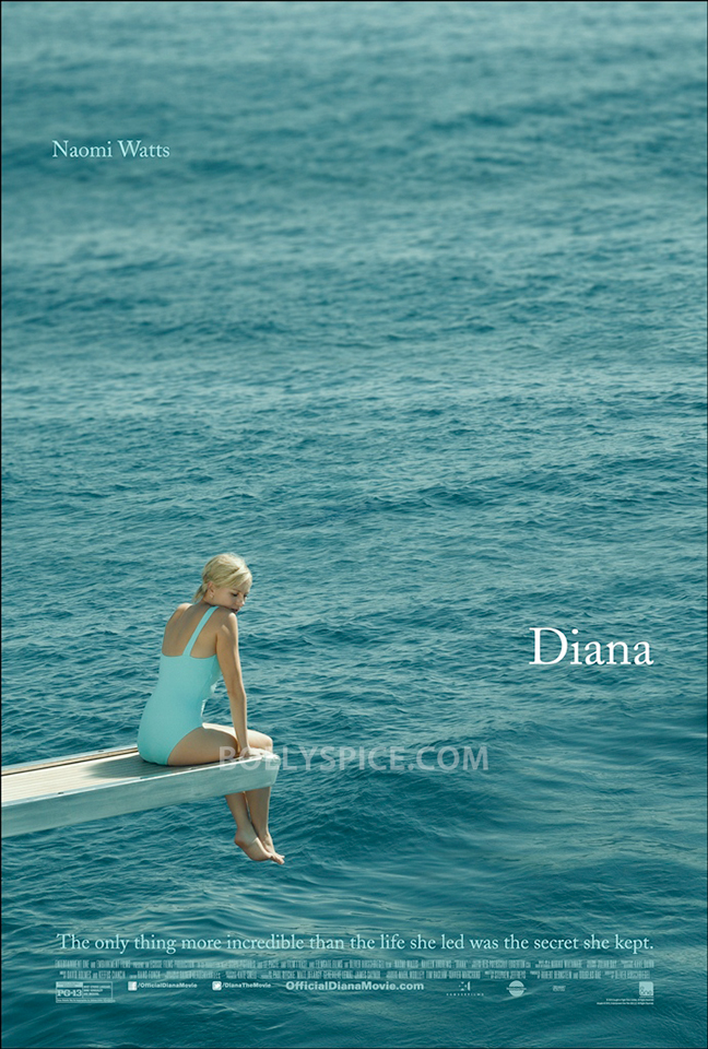 13sep Diana poster01 DIANA   New Trailer Released