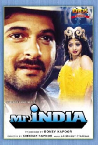 13sep FM21 MrIndia01 FRAMING MOVIES Take Twenty One: Mr. India (1987)
