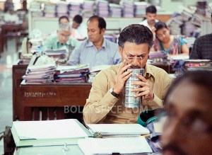 13sep Irrfan Luncbox 300x219 Designer Niharika Bhasin Khan spices up 'The Lunchbox'