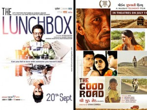 13sep Lunchbox GoodRoad Oscars 300x225 India's Oscar entry is 'The Good Road', not 'The Lunchbox'