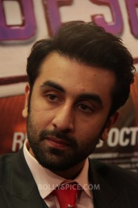 13sep Ranbir Pallavi Besharam04 200x300 BollySpice talks to Ranbir Kapoor and Pallavi Sharda in an exclusive in London!