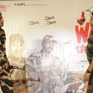 13sep WCNY MusicLaunch07 185x185 Dhamakedaar Trailer and Music of War Chhod Na Yaar Released