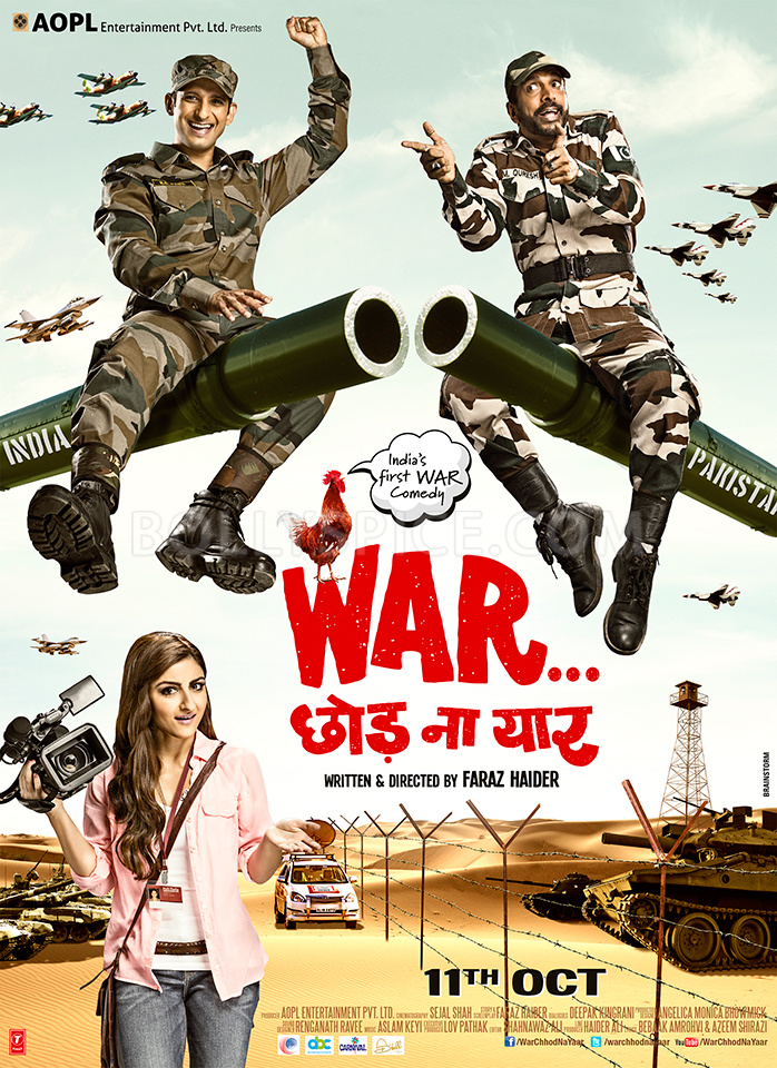 13sep WCNY Poster02 War Chhod Na Yaar set to release on 11th October