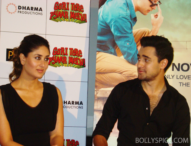13sep gtpmlaunch 03 Special Report: Gori Tere Pyaar Mein trailer launch