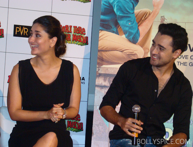 13sep gtpmlaunch 04 Special Report: Gori Tere Pyaar Mein trailer launch
