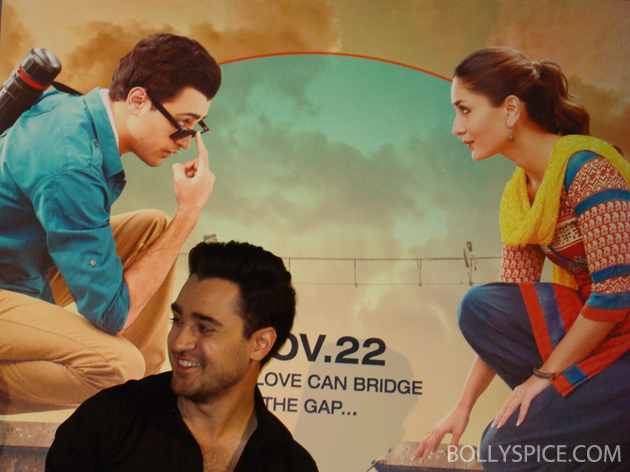 13sep gtpmlaunch 10 Special Report: Gori Tere Pyaar Mein trailer launch
