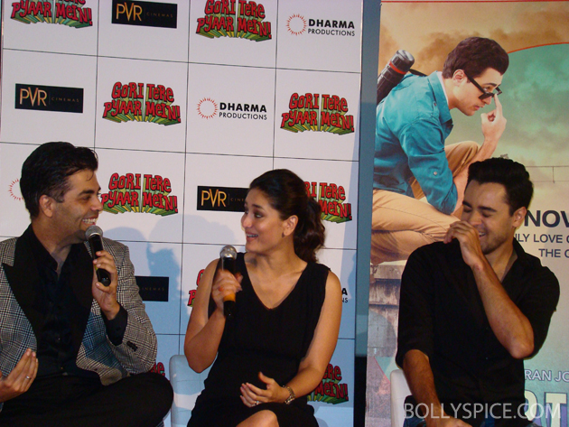 13sep gtpmlaunch 11 Special Report: Gori Tere Pyaar Mein trailer launch