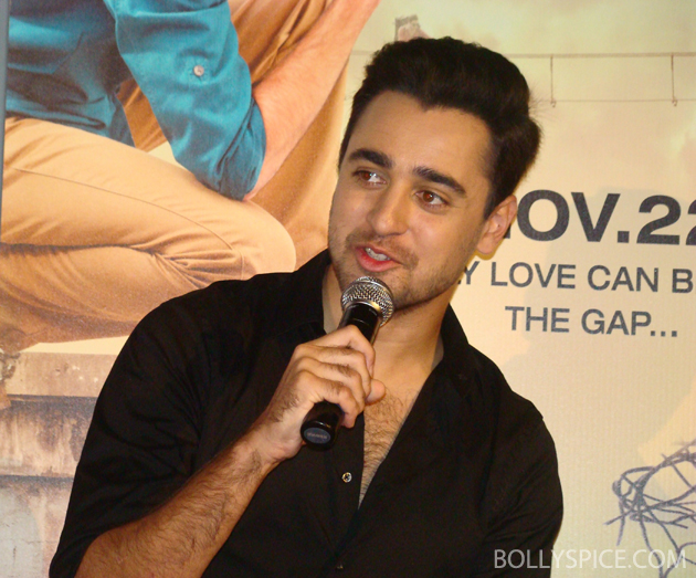 13sep gtpmlaunch 14 Special Report: Gori Tere Pyaar Mein trailer launch