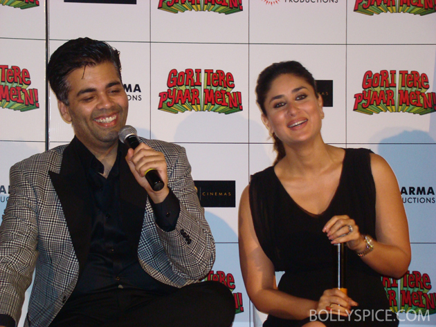 13sep gtpmlaunch 16 Special Report: Gori Tere Pyaar Mein trailer launch