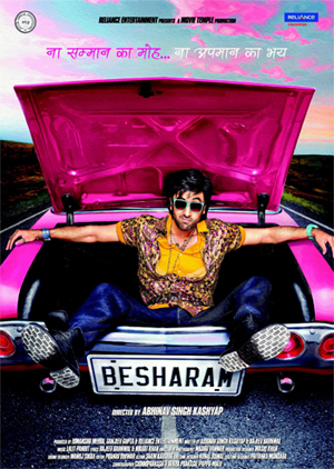 13sep ranbirint 01 Ranbir Kapoor: With Besharam I had lots of fun. I enjoy doing things, which are a little nonsensical. Exclusive!