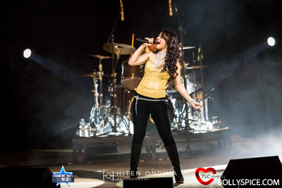 13sep sunidhi 01 Sunidhi Chauhan: My concert is full of lots of good music, beautiful romantic songs, masti, dance, entertainment, entertainment, entertainment!.