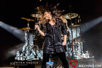 13sep sunidhi 04 Sunidhi Chauhan: My concert is full of lots of good music, beautiful romantic songs, masti, dance, entertainment, entertainment, entertainment!.