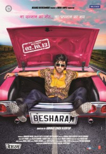 Besharam 1 207x300 Ranbir Kapoor Goes The 'Bhangra' Way In Besharam