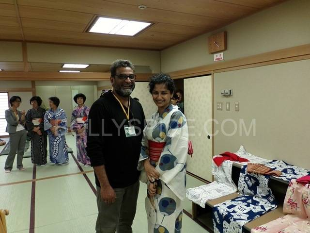 EVJapan3 Director Gauri Shinde takes English Vinglish to Japan!