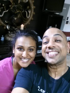 Nina and Nakul 225x300 Choreographer Nakul Dev Mahajan On Working with Miss America Nina Davuluri
