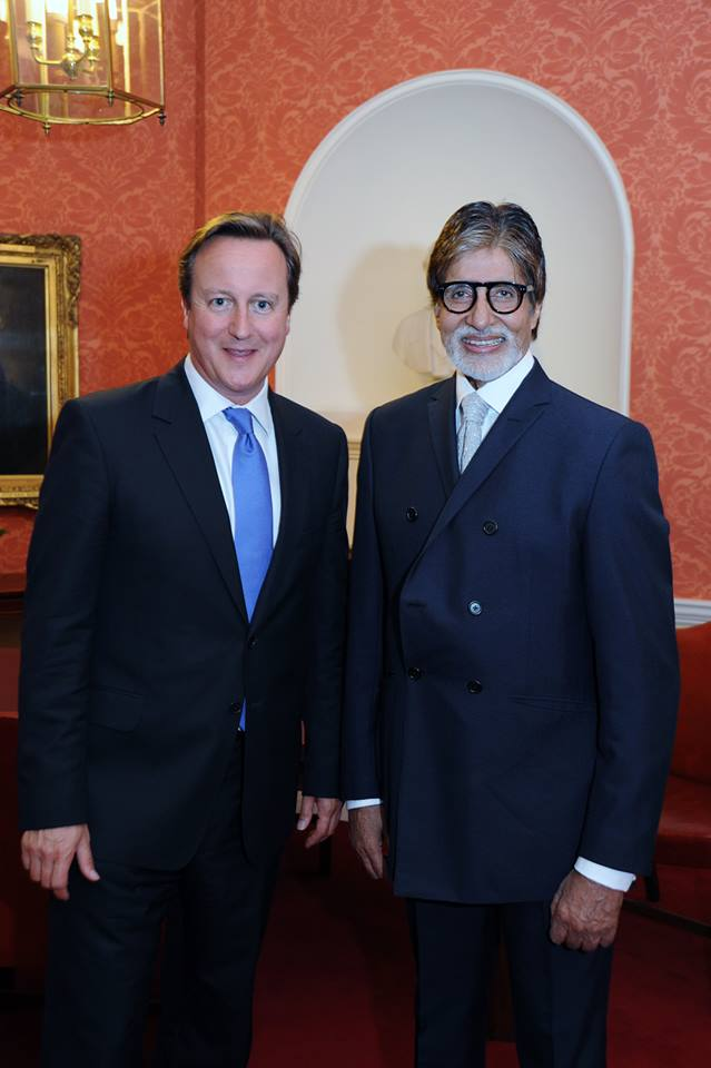 amitabhbachcanglobaldiversity02 Amitabh Bachchan honoured with 2013 Global Diversity Award in London