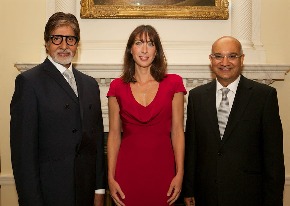 amitabhbachcanglobaldiversity03 Amitabh Bachchan honoured with 2013 Global Diversity Award in London