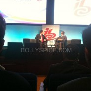 "amitabhbachchanholland3 185x185 Amitabh Bachchan at IBC Amsterdam ""Things are changing because society itself is changing."