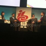 "amitabhbachchanholland4 185x185 Amitabh Bachchan at IBC Amsterdam ""Things are changing because society itself is changing."