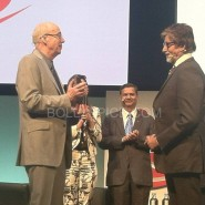 "amitabhbachchanholland5 185x185 Amitabh Bachchan at IBC Amsterdam ""Things are changing because society itself is changing."