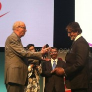 "amitabhbachchanholland6 185x185 Amitabh Bachchan at IBC Amsterdam ""Things are changing because society itself is changing."
