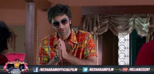 besharamstills21 300x145 Abhinav talks Ranbir and Besharam