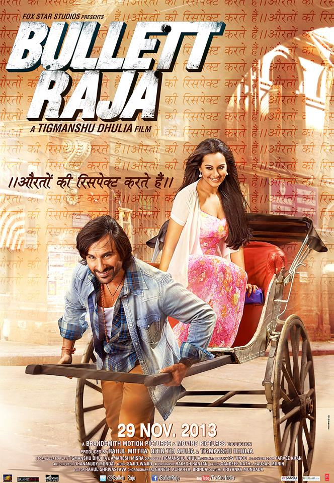 bullettrajaposter01 Bullett Raja Trailer and Synopsis!