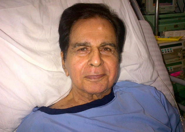 dilip bb Dilip Kumar on his way to recovery