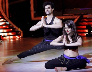 jhalak15 300x237 I learnt 18 dance forms in Jhalak   Sana Saeed