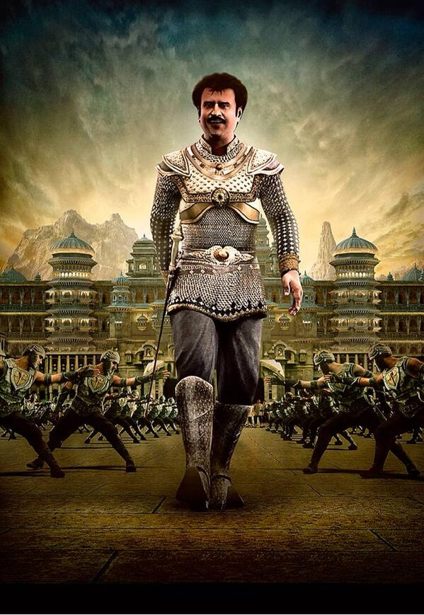 kochadaiiyaan3 Rajinikanth in Kochadaiiyaan The Legend teaser and more!
