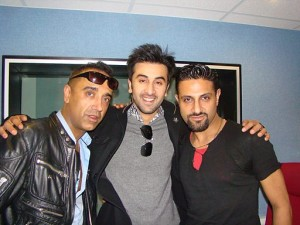 ranbirrajpablo 300x225 In Conversation with Ranbir Kapoor in London with Raj and Pablo September 20th and you can get tickets!
