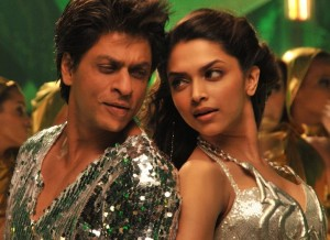 srk deepika concert 300x218 Shah Rukh Khan announces Live Concert Tour with First Show in Dubai!