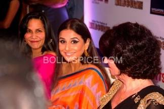 vidyabalaiffm1 Brand Ambassador Vidya Balan at the Indian Film Festival of Melburne Conference (IFFM)